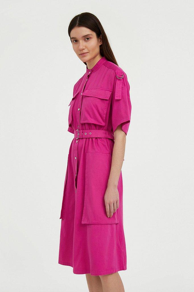 Платье женское, Модель S21-32043, Фото №3