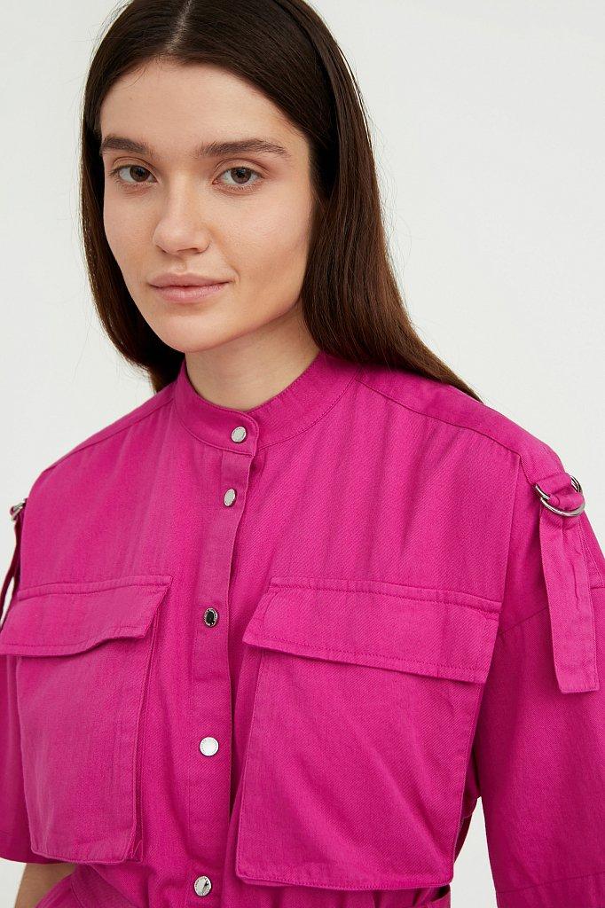 Платье женское, Модель S21-32043, Фото №6