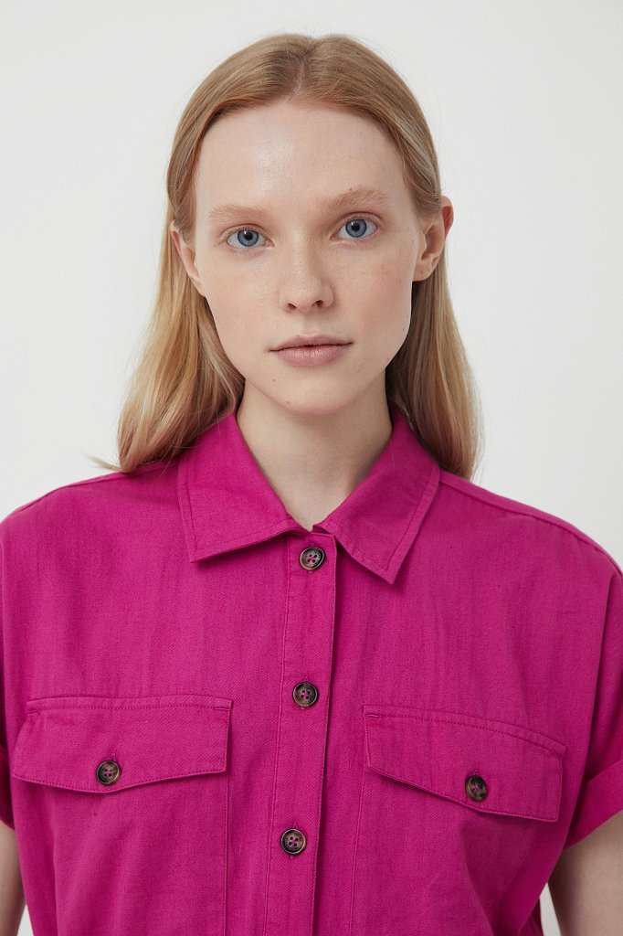 Комбинезон женский, Модель S21-32044, Фото №6