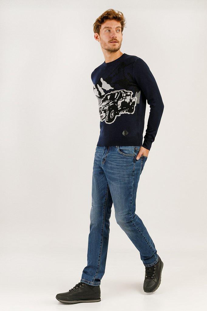 Джемпер мужской, Модель UA19-27100, Фото №2