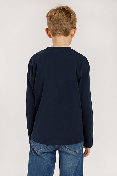 Фуфайка для мальчика, Модель UKA19-87000, Фото №4