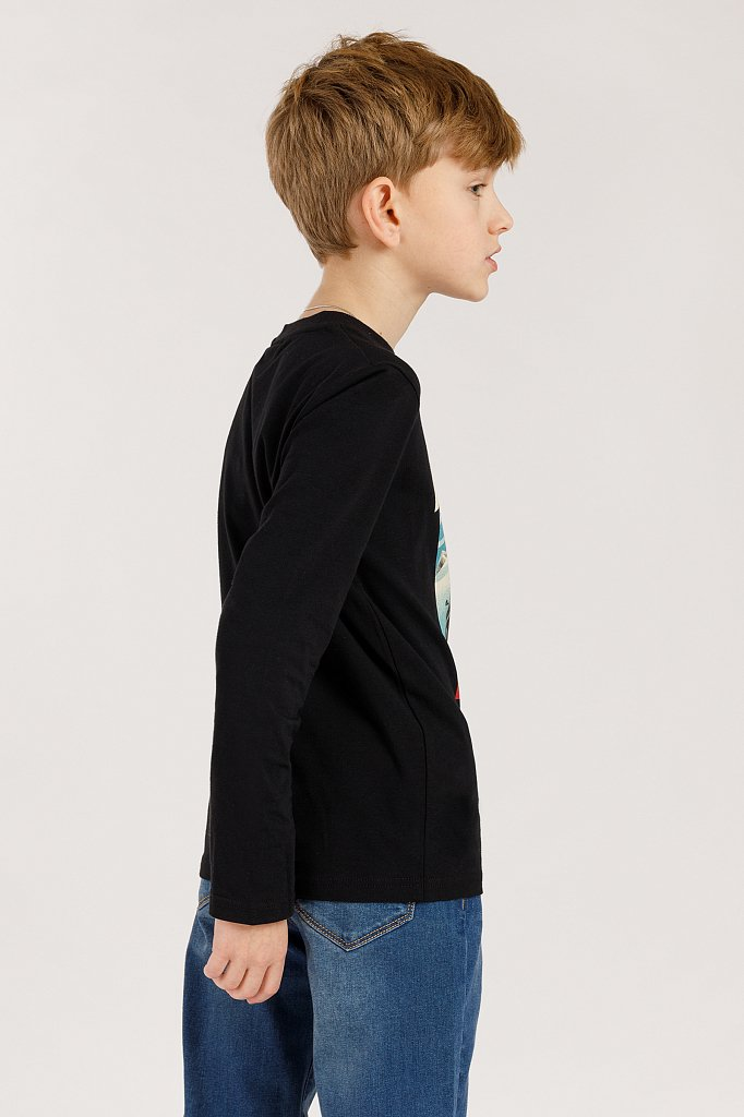 Футболка для мальчика, Модель UKA19-87001, Фото №6