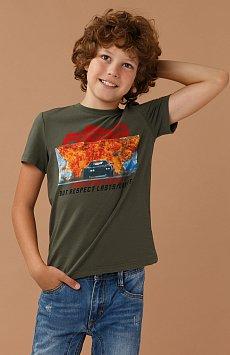 Фуфайка для мальчика, Модель UKS19-87000, Фото №1