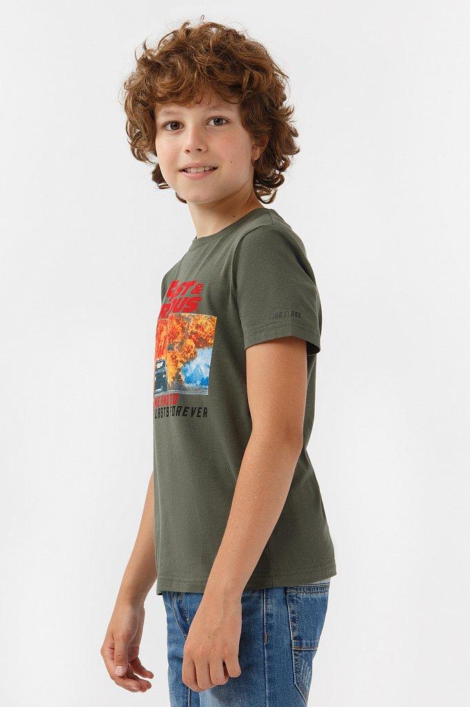 Футболка для мальчика, Модель UKS19-87000, Фото №3