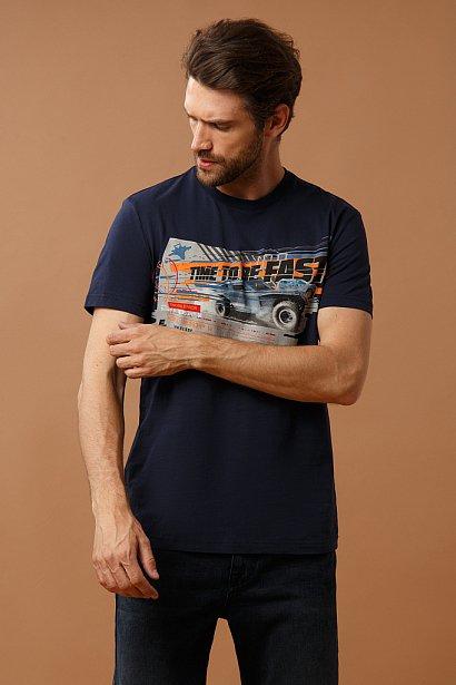 Футболка мужская, Модель US19-27009, Фото №1