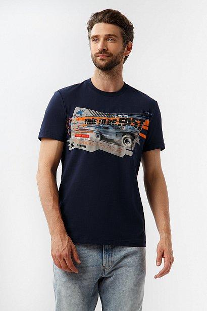 Фуфайка мужская, Модель US19-27009, Фото №4