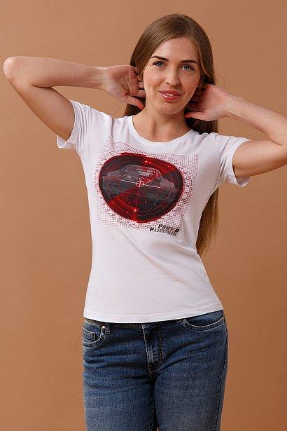 Фуфайка женская, Модель US19-17003, Фото №1