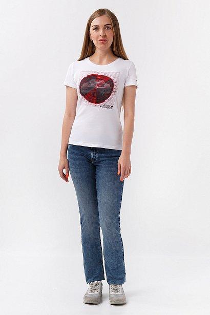 Фуфайка женская, Модель US19-17003, Фото №2