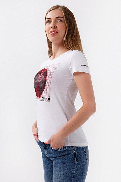 Фуфайка женская, Модель US19-17003, Фото №3