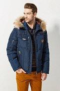 Куртка мужская, Модель W16-22003, Фото №3