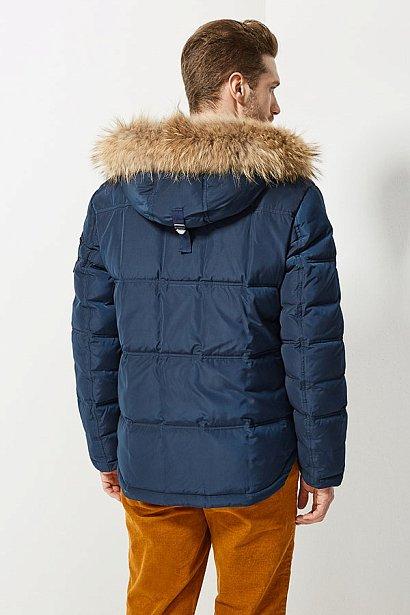 Куртка мужская, Модель W16-22003, Фото №4