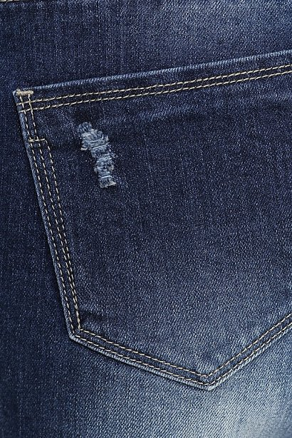 Джинсы женские, Модель W16-170260, Фото №4