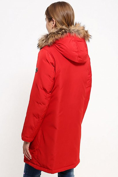 Пальто женское, Модель W16-12027, Фото №4