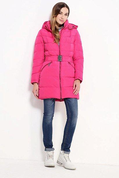 Пальто женское, Модель W16-12017, Фото №2