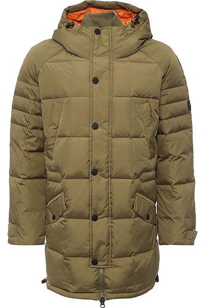 Пальто мужское, Модель W16-21012, Фото №1