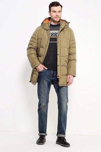 Пальто мужское, Модель W16-21012, Фото №2