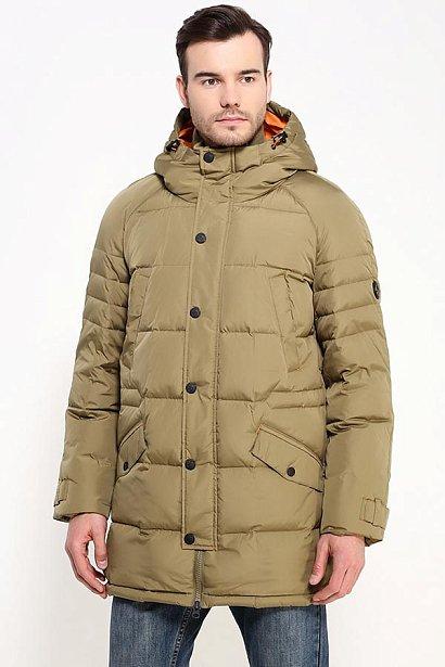 Пальто мужское, Модель W16-21012, Фото №3