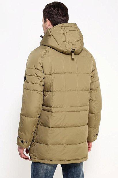 Пальто мужское, Модель W16-21012, Фото №4