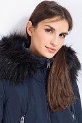 Куртка женская, Модель W17-32018, Фото №6
