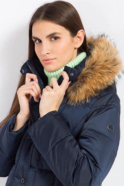 Пуховик женский, Модель W17-11025, Фото №6