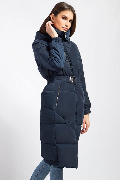 Пальто женское, Модель W17-12021, Фото №4