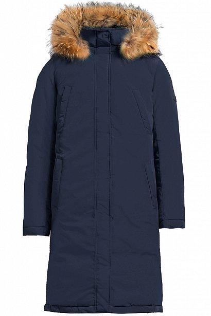Пальто женское, Модель W17-12026, Фото №1