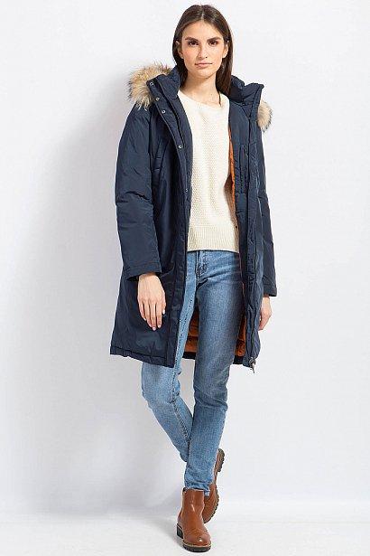 Пальто женское, Модель W17-12026, Фото №3