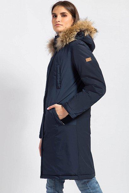 Пальто женское, Модель W17-12026, Фото №4