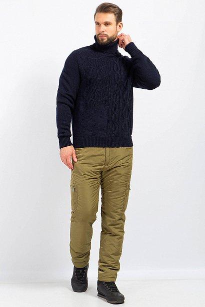 Свитер мужской, Модель W17-22102, Фото №3