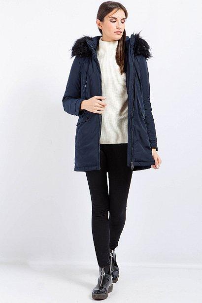 Куртка женская, Модель W17-32018, Фото №3