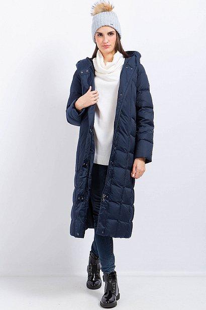 Пальто женское, Модель W17-32019, Фото №3