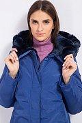 Пуховик женский, Модель W17-11002, Фото №7