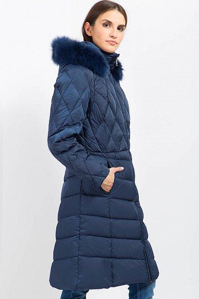 Пальто женское, Модель W17-12018, Фото №4