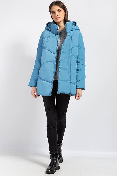 Куртка женская, Модель W17-12022, Фото №3