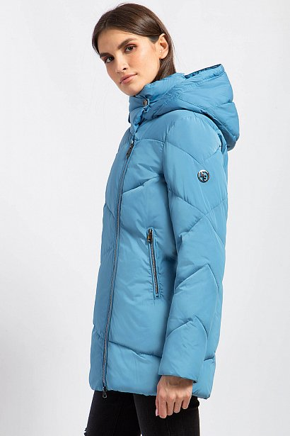 Куртка женская, Модель W17-12022, Фото №4