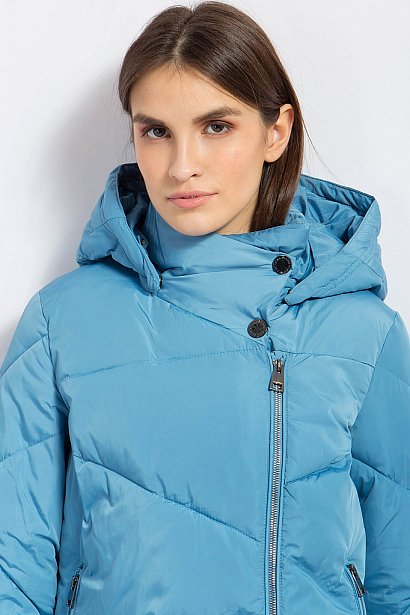 Куртка женская, Модель W17-12022, Фото №6