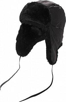 Шапка-ушанка мужская, Модель W17-22120, Фото №1