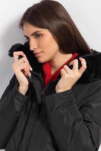Пуховик женский, Модель W17-11002, Фото №6