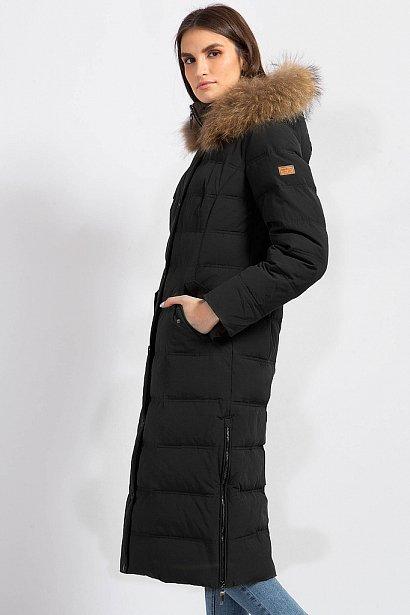 Пальто женское, Модель W17-12012, Фото №4