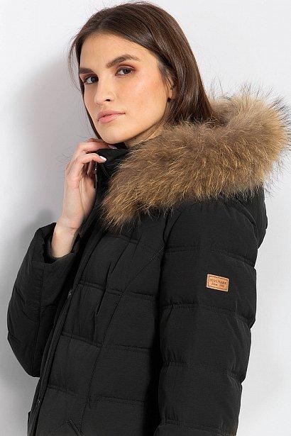 Пальто женское, Модель W17-12012, Фото №6