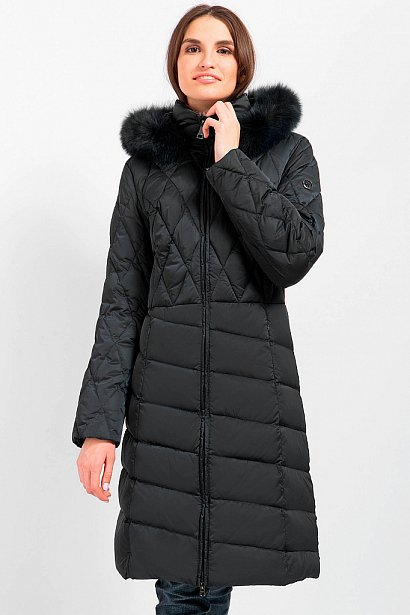 Пальто женское, Модель W17-12018, Фото №1
