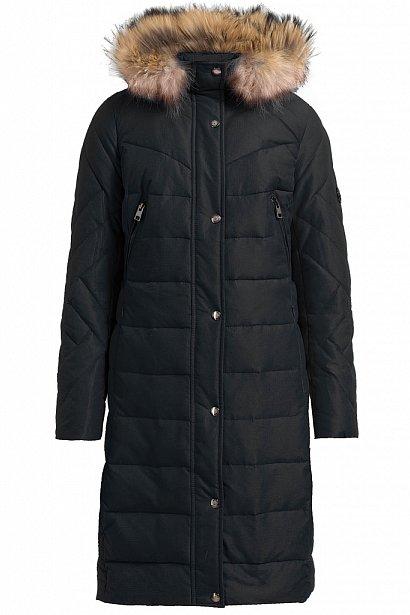 Пальто женское, Модель W17-12037, Фото №1