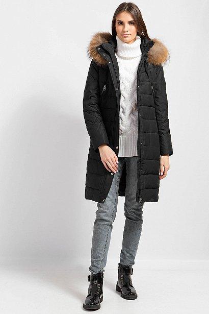 Пальто женское, Модель W17-12037, Фото №3