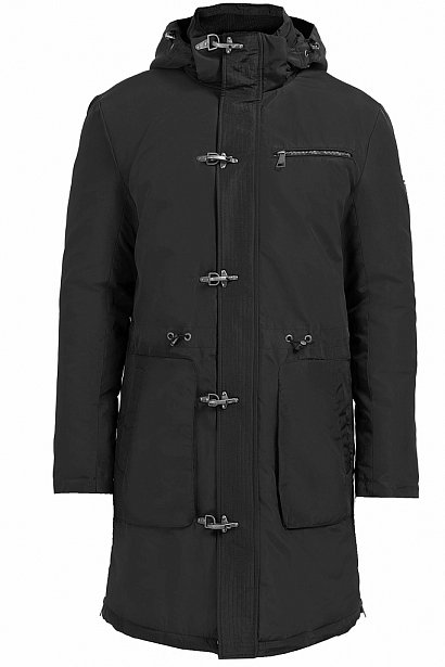 Пальто  мужское, Модель W17-22032, Фото №1