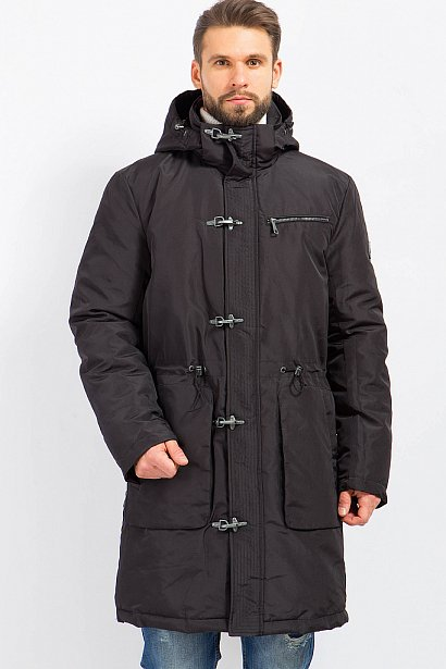 Пальто  мужское, Модель W17-22032, Фото №2
