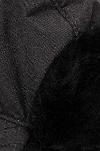 Шапка-ушанка мужская, Модель W17-22120, Фото №4