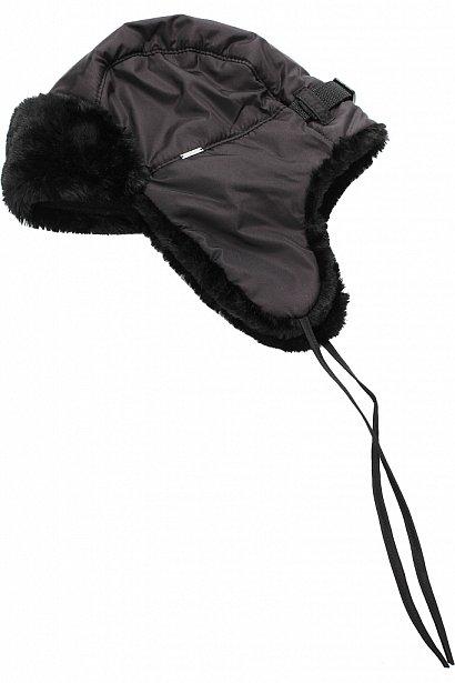 Шапка-ушанка мужская, Модель W17-22120, Фото №3
