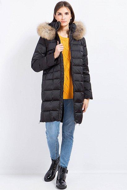 Пальто женское, Модель W17-32005, Фото №3