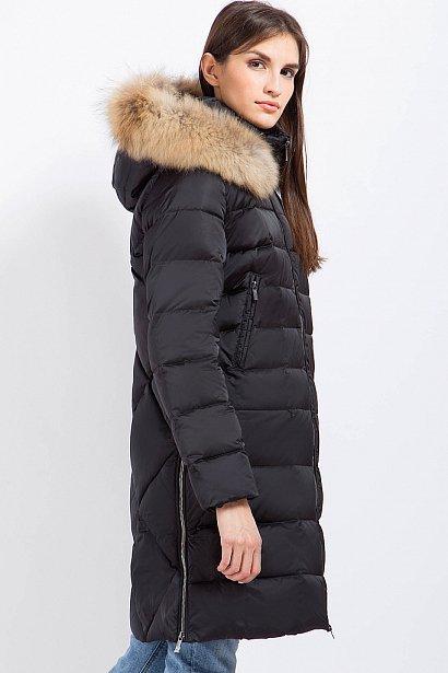 Пальто женское, Модель W17-32005, Фото №4