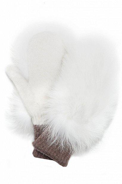 Варежки женские, Модель W17-11301, Фото №1